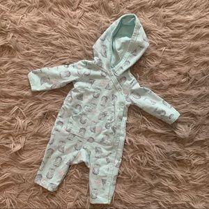 Carter Baby Romper